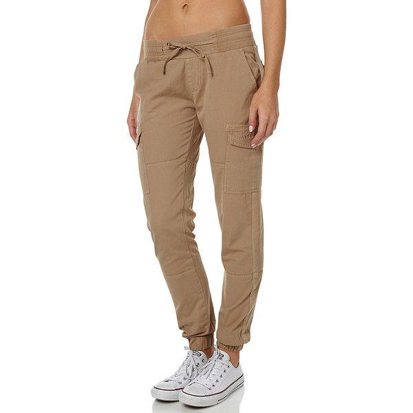 Original Womens Brown Cargo Pants   Pant So