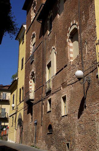 Piemonte Asti, Via Roero, Palazzo Roero di Monteu  #TuscanyAgriturismoGiratola