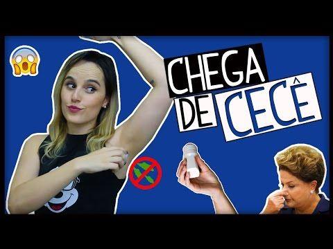 COMO FAZER DESODORANTE EM CASA GASTANDO POUCO - YouTube