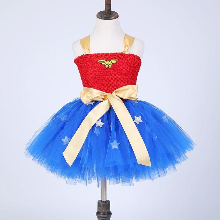 $22.30 (Buy here: https://alitems.com/g/1e8d114494ebda23ff8b16525dc3e8/?i=5&ulp=https%3A%2F%2Fwww.aliexpress.com%2Fitem%2FSummer-Baby-Girl-Tutu-Dress-Wonder-Woman-Toddler-Costume-Birthday-Dresses-For-Cosplay-Party-Superman-Costume%2F32644463596.html ) Summer Baby Girl Tutu Dress Wonder Woman Toddler Costume Birthday Dresses For Cosplay Party Superman Costume Baby Party Frocks for just $22.30