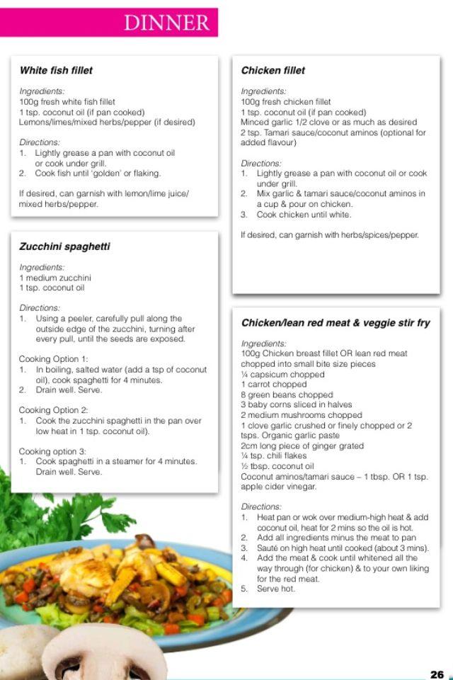 emily skye meal plan pdf