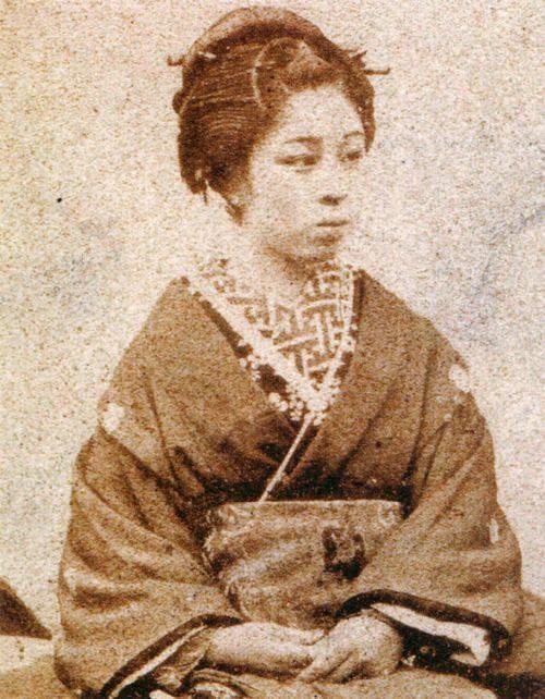3位:一条美賀子(徳川慶喜 正室)の写真(ガチで美人過ぎる幕末女性ランキング) | 幕末ガイド