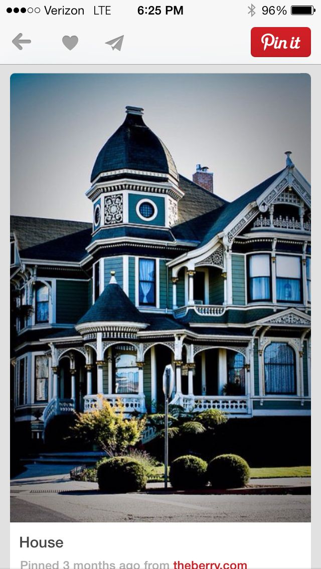 House Dream Home Pinterest Victorian Houses Victorian And House