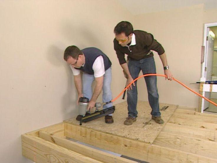DIYNetwork.com+explains+how+to+create+a+garage+loft.