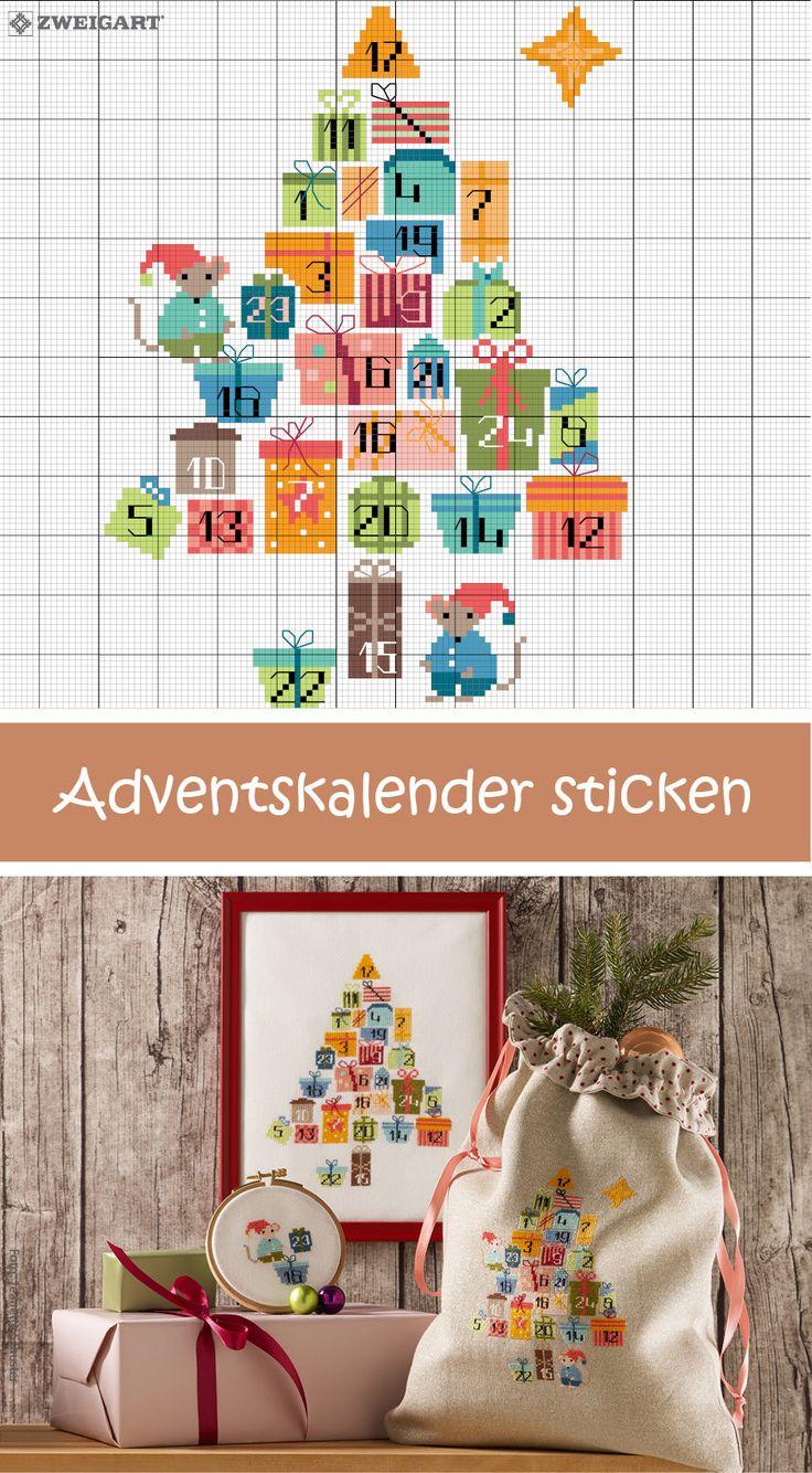 30 best Weihnachten / Christmas images on Pinterest | Kreuzstich ...