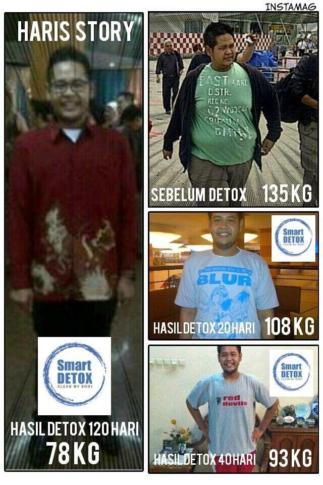 add pinBB 25EE460B Menurunkan berat badan - Mengecilkan perut buncit: Testimonial turun berat badan 55 kg harris dengan detox