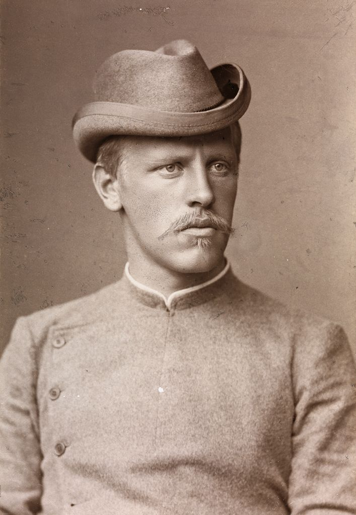 Fridtjof Nansen (1861–1930) Norwegian explorer, scientist, & Nobel Peace Prize laureate. He led the team that made the first crossing of the Greenland interior in 1888, & won international fame after reaching a record northern latitude of 86°14′ during his North Pole expedition of 1893–96. Although he retired from exploration after his return to Norway, his techniques of polar travel & his innovations in equipment & clothing influenced a generation of subsequent Arctic & Antarctic…