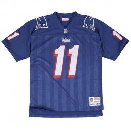 Drew Bledsoe <br>1996 Replica Jersey<br>New England Patriots