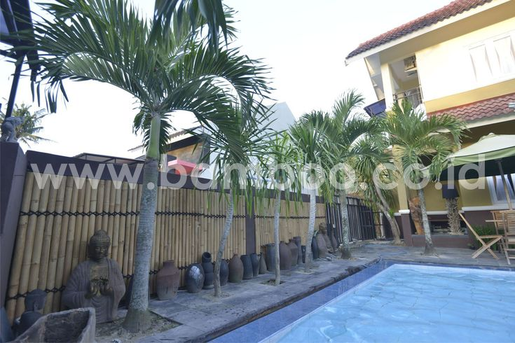 Bamboo Fencing Panels Installation | BAMBOO