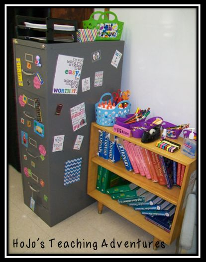 School Supply Organization & a HUGE Giveaway!