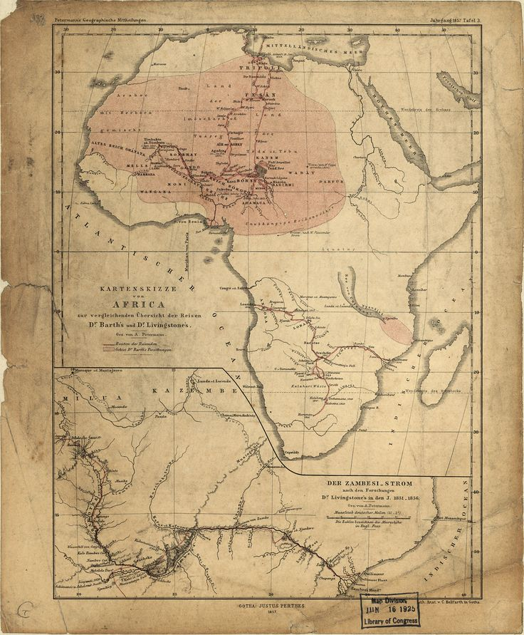 258 best Old Maps images on Pinterest Antique maps, Old maps and - doctor livingstone i presume