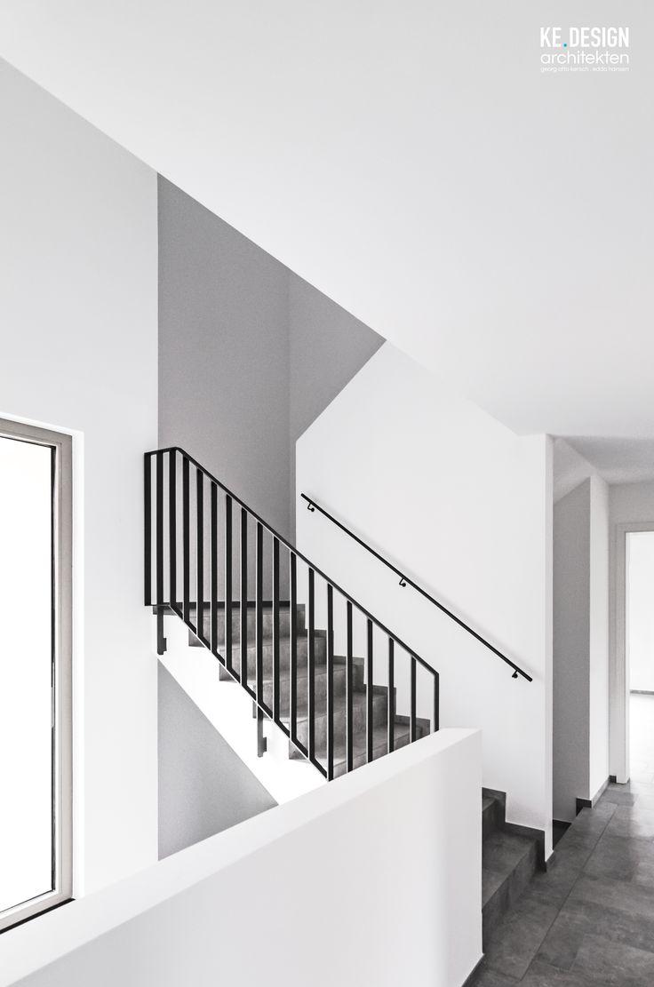 Hängele Treppenhaus die besten 25 stahlgeländer ideen auf metalltreppe