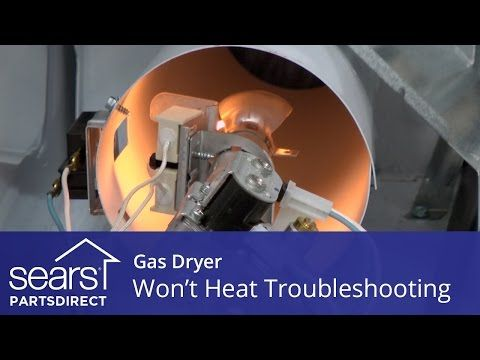 If Your Gas Dryer Won T Heat Several Things Could Be Keeping It