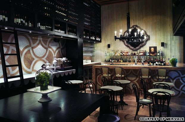 Ash St Cellar:  Review by Rebecca Wicks (March 2011). In a laneway just off George Street Sydney CBD next to Ivy, Ash St. Cellar could get away with acting snooty. But the wine list is affordable, carafes start at $30 and the mood is unpretentious. The outdoor tables are the score. Ash St. Cellar, Sydney, +61 (2) 9240 3000 Specialty: carafes of wine from AU $30