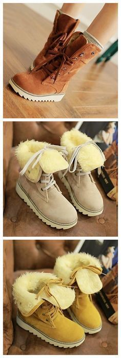 Must Have Trendy Winter Boots Because Winter Is Coming!