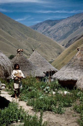 For the indigenous peoples living on the steep slopes of Colombia's Sierra…