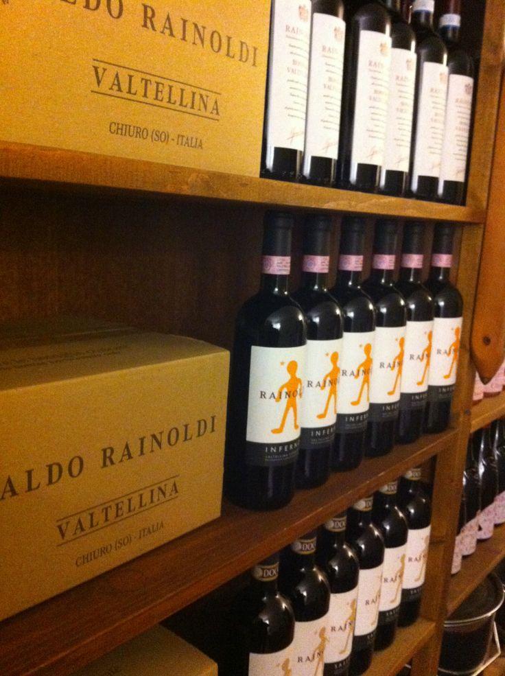 Wines Agriturismo lake Como