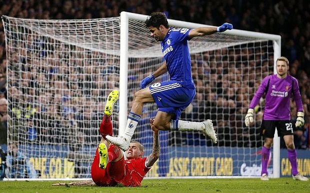 Diego Costa: I have never deliberately injured an opponent, I just provoke exaggerated reactions