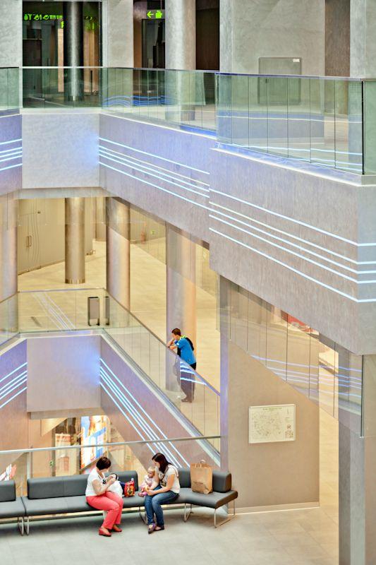Wnętrze budynku