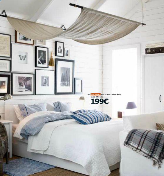 Decoration Chambre Adulte Ikea Id Es De D Coration Et De