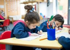 Hounslow Montessori aims to develop a partnership between parents, children, and the nursery in order to achieve the very best care and education for each individual child.  Khosla House Park Lane TW5 9WA Cranford London Phone: +44 20 3441 4200