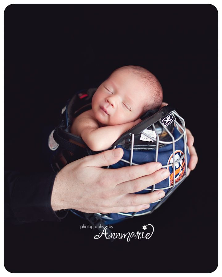 Hockey Baby Picture Ideas