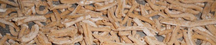 Homemade Wheat Pasta
