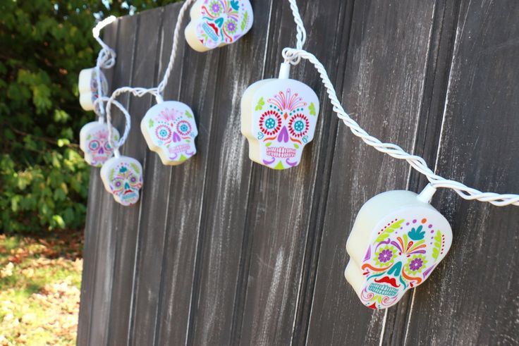 Day of the Dead Sugar Skull Shaped String Lights - Click The Image To Buy This Shirt, Don't forget to share with your friends. Only Sugar Skulls Lovers Would Love!#sugarskulls #mysugarskullscom #mysugarskulls #sugarskull #candyskulls #dayofthedead #diadelosmuertos #sugarskullcostumes #sugarskullhoodies #sugarskullbags #sugarskullshirts #sugarskullwallets #sugarskullrings #sugarskullornaments #mexicanskulls. CLICK HRE TO BUY IT => http://mysugarskulls.com/?p=3094