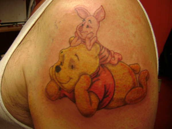 Facebook Twitter Pinterest Gmail Winnie the Pooh is by far the most popular cartoon bear ever, and has been appearing in children's short stories and poems since 1924. When Walt Disney took ownership of Pooh Bear, his popularity soared to unimaginable heights. Considered one of the most popular of all fictional characters, it comes to …