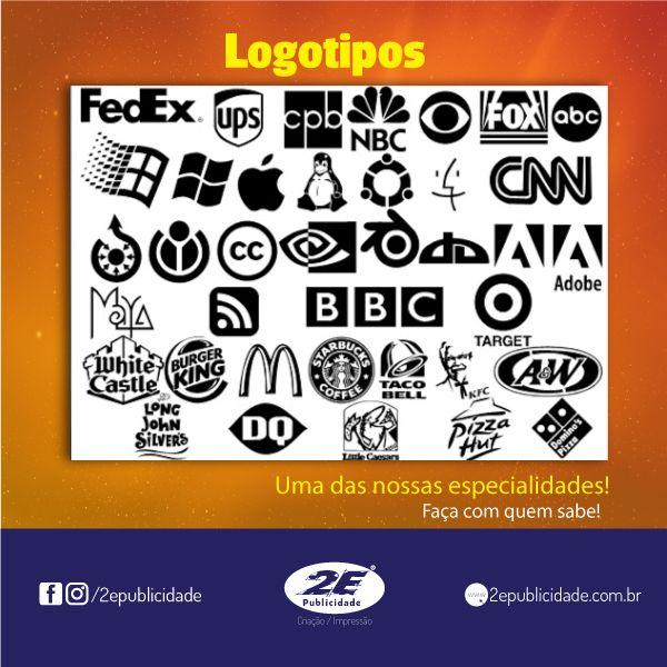 """A Importância do Logotipo    """"O logotipo é o maior patrimônio, ele é a identidade da sua empresa e expressa visualmente as principais coisas que torna o seu negócio memorável. Pense em logos famosas com eBay, Google e Yahoo, entre tantas outras.  Criamos logos para todos os ninhos de negócios, manual da marca e a identidade visual completa, venha desenvolver seu logotipo e fazer sucesso com uma marca criada com profissionalismos e muita criatividade.    http://bit.ly/2usezzs"""