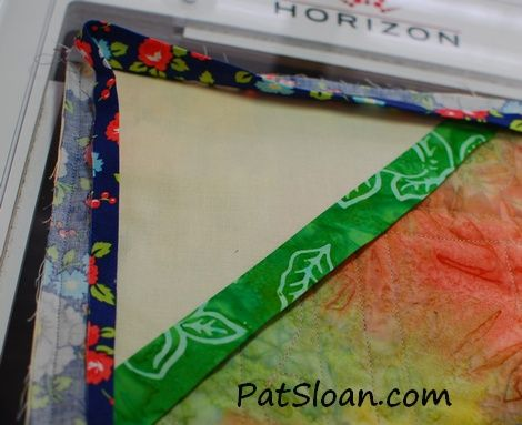 Pat Sloan: Triangle Label Tutorial - Pat Sloan's Blog