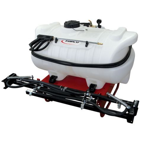 Fimco 3 Point Hitch Mounted Sprayer with 6 Roller, 60 gal., LG-60-3PT-WP-309-TSC - Tractor Supply Co.