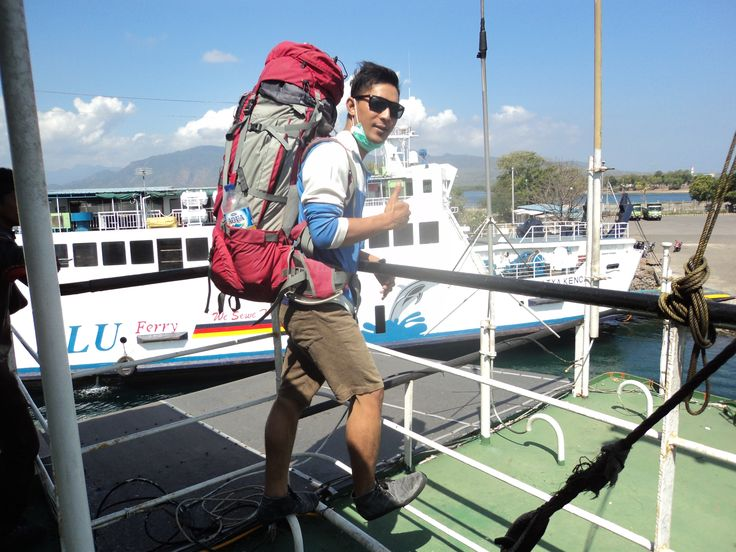 I am backpacker ...