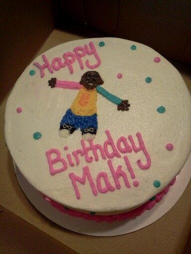 Little Bill Birthday Cake My Cakes Pinterest