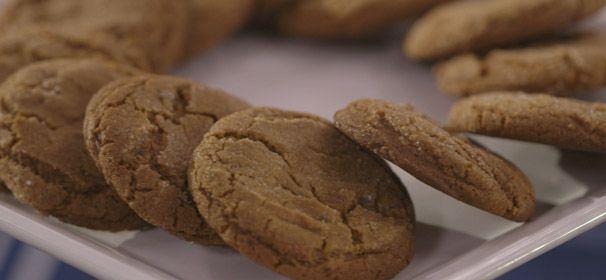 Elaine's+Recipe:+Ginger+Cookies