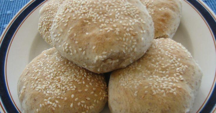 Nyttiga hamburgerbröd - Kokaihop