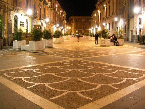 Catania Via Vincenzo #Bellini (Teatro Massimo)