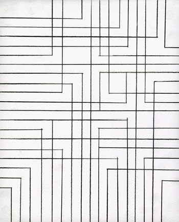 Drawings and Installations by Peter K. Koch