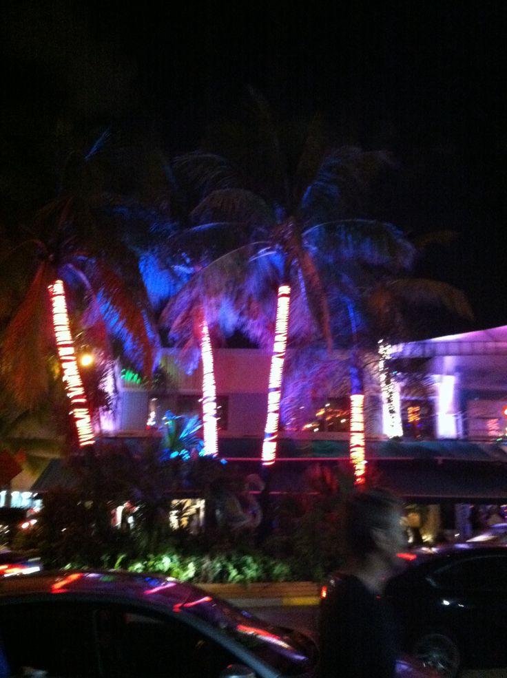 Art Deco district .. South beach