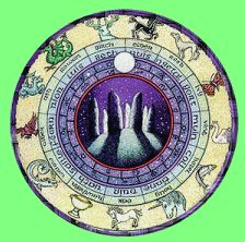 """The Druids werepossessedof """"… much knowledge of the stars and their motion, of the size of the world and of the earth, of natural philosophy…"""" Julius Caesar Irish Astrolo…"""