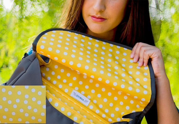 New Sister Bags 2017 Our new dancing polka dots will put a smile on your beautiful face! #goaheadandsmile #dancingpolkadots #newsisterbag2017 otiwaa.com