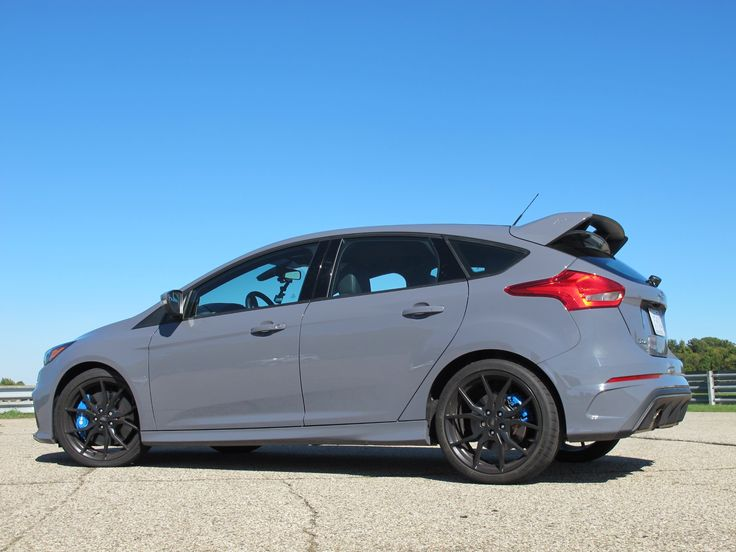 2016 Ford Focus RS first drive review: The hottest of the hatches