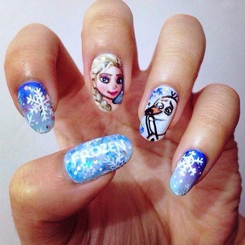 Best 25+ Disney frozen nails ideas on Pinterest | Olaf ...
