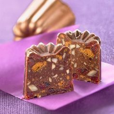 Découvrez la recette des cannelés au chocolat