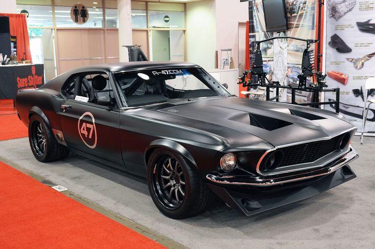 '69 Mustang