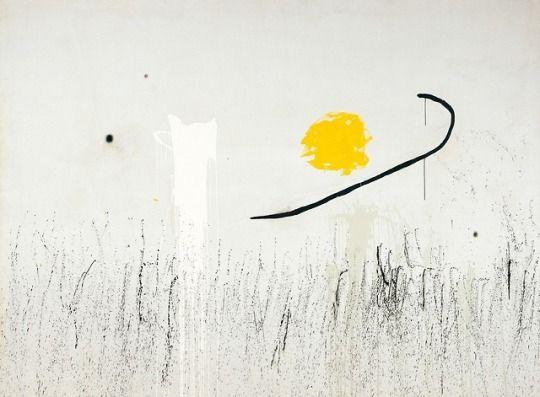 Hope of a Condemned Man III, 1974, Joan Miro