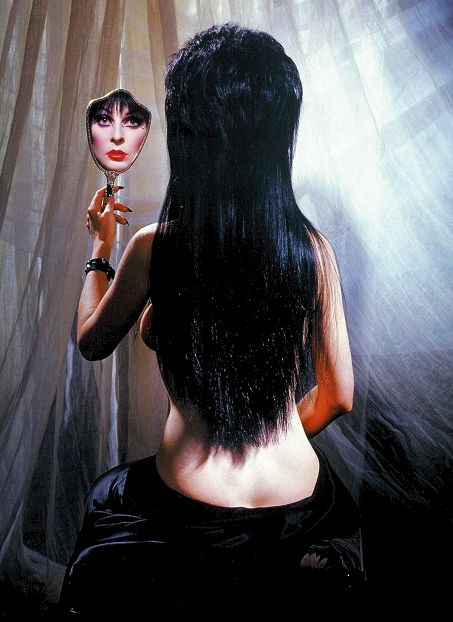 Macabre Drive-In Theater: Elvira Pic Of The Day