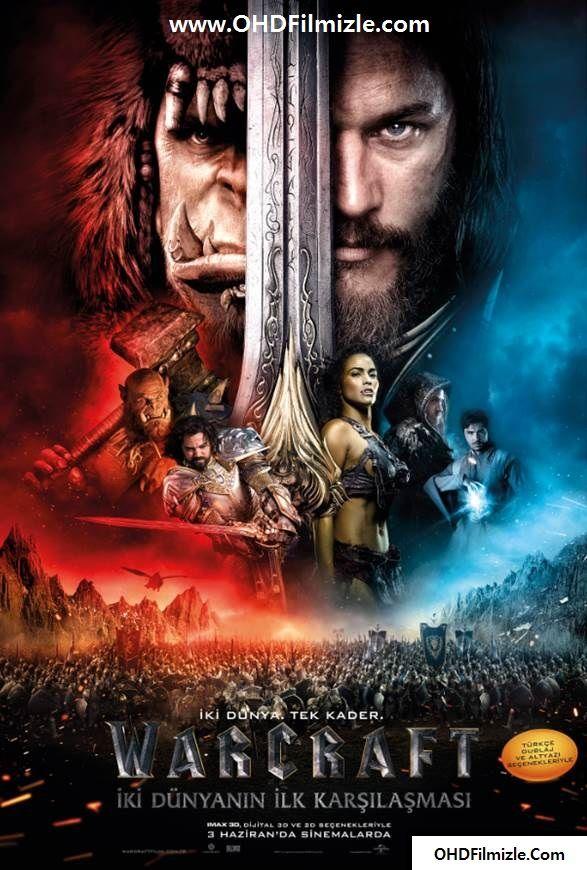 World of #Warcraft oyunu severler bu filme bayılacak.Oyunun beyazperde uyarlaması Warcraft: İki Dünyanın İlk Karşılaşması Türkçe dublaj izlenebilir durumda sitemizde. #HD ve #TekParça olarak.İyi seyirler