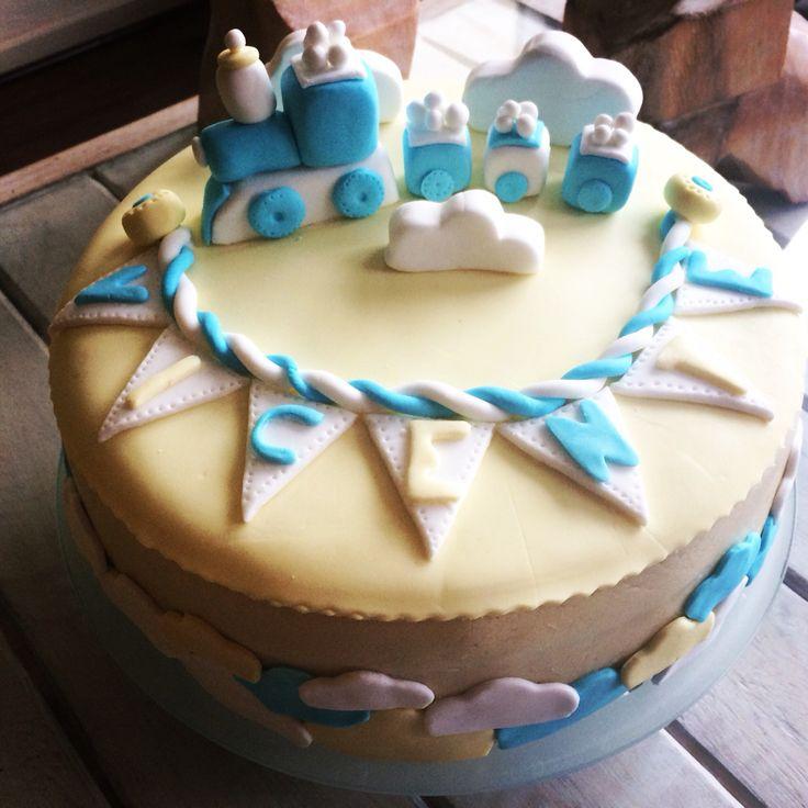 Torta Bautizo Vicente