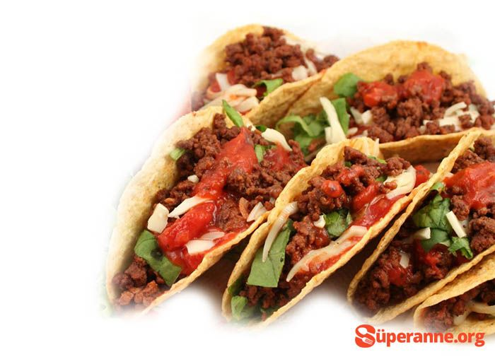 Taco Tarifi | Süper Anneden Kolay Yemek Tarifleri